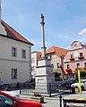 Marian Column in Głogówek, 2019.08.09.jpg