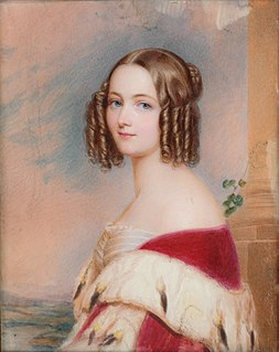 Princess Marie Amelie of Baden Duchess of Hamilton and Brandon