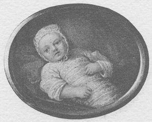 Archduchess Maria Antonia of Austria, the late...