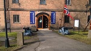 Karljohansvern - Image: Marinemuseet Horten