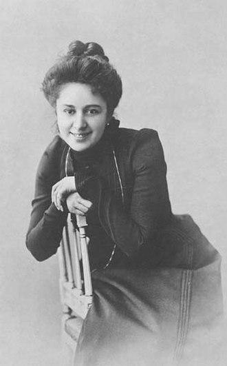 Maria Fyodorovna Andreyeva - Maria Andreeva
