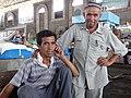 Market Men in Bazaar - Fergana - Uzbekistan (7550896316).jpg