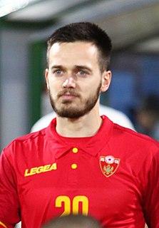 Mirko Ivanić Serbian-born Montenegrin association footballer
