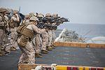 Marksmanship Training aboard the USS Bonhomme Richard (LHD 6) 150701-M-CX588-162.jpg