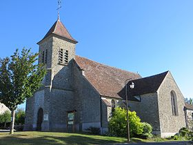 Église Saint-Georges-et-Thomas-Beckett