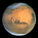 Mars seen by the Hubble Space Telescope, Realistic Colors