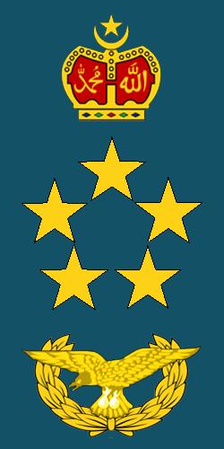 Marshal insignia of Royal Malaysian Air Force