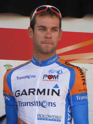 Martijn Maaskant - Maaskant at the 2010 Amstel Gold Race