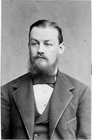 Fürstenberg/Havel - Martin Blumner (early photograph)
