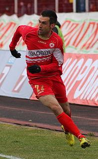 Martin Kamburov Bulgarian footballer