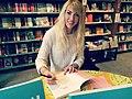 Martina Johansson, Svensk författare och biohacker.jpg