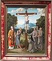 Martino piazza (attr.), crocifissione con santi, 1515-20 ca..JPG