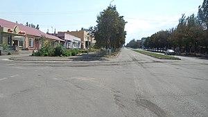 Marinka, Ukraine - Image: Maryinka 001