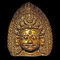 Masque de Bhairava (musée dart asiatique de Berlin) (2707467043).jpg