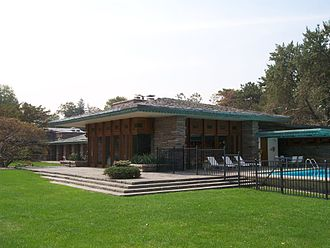 Max Hoffman - The  Frank Lloyd Wright-designed Max Hoffman House, Rye, New York