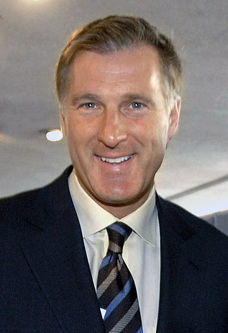 Minister of Innovation, Science and Economic Development - Image: Maxime Bernier