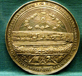Medal commemorating Peace of Oliva in 1660.PNG