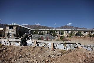 Jalrez District District in Maidan Wardak, Afghanistan