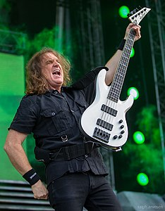 Megadeth performing in San Antonio, Texas (27393017772).jpg