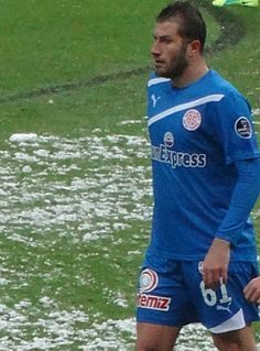 Mehmet Yılmaz (footballer, born 1979) Turkish footballer