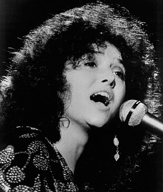 Harlettes - Melissa Manchester was one of the original Harlettes