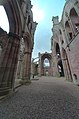 Melrose Abbey (HDR) (7986053599).jpg