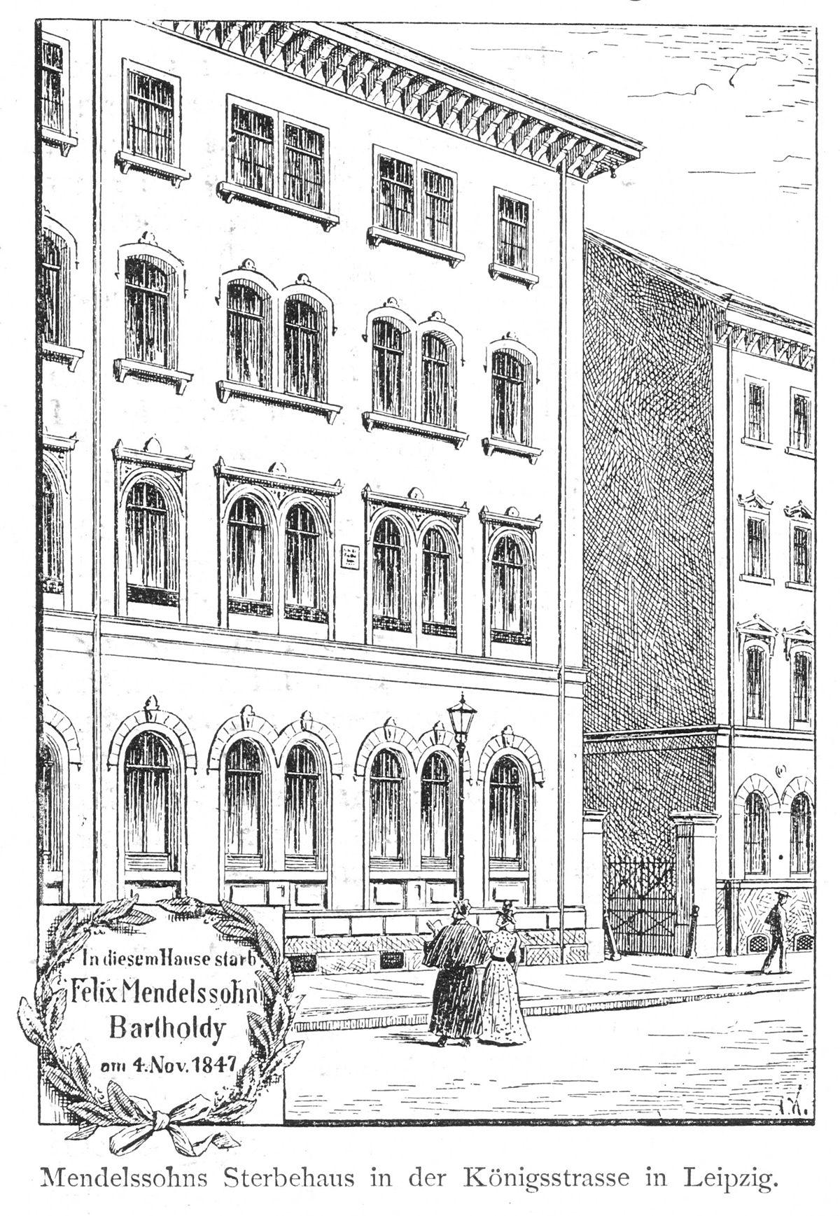 Mendelssohn Haus Leipzig –