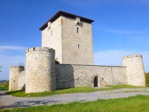 House of Mendoza - The Tower of Mendoza in Álava