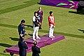 Mens Gold medal Ceremony (7745236330).jpg