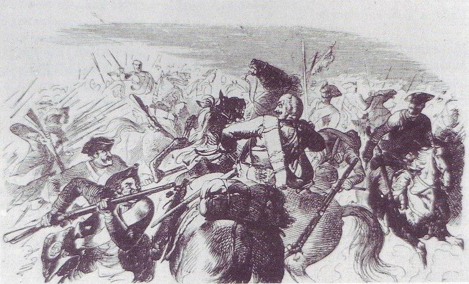 Menzel - Battle of Liegnitz