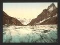 Mer de Glace, Mont Blanc, Chamonix Valley, France-LCCN2001697629.tif