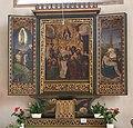 Meran Spitalkirche Altar Tod Mariens.jpg