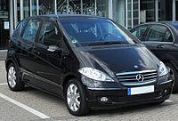 Mercedes A 180 CDI Polar Star (W169) front 20100724.jpg