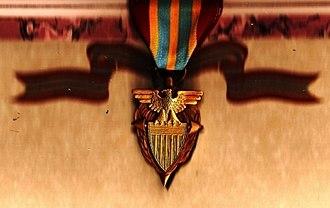 Meritorious Civilian Service Award - Meritorious Civilian Service Award medal