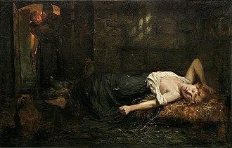 Nihilism - The Nihilist by Paul Merwart (1882)