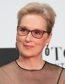 Meryl Streep at the Tokyo International Film Festival 2016 (32802149674) (cropped).jpg