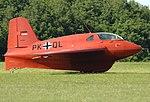 Messerschmitt Me 163B-1a Komet, Private JP6586040.jpg