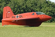 Messerschmitt Me 163B-1a Komet, Private JP6586040.jpg