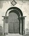 Messina porta della chiesa di Sant'Annunziata de Catalani (xilografia di Barberis 1892).jpg