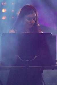 Metalmania 2007 My Dying Bride Sarah Stanton 001
