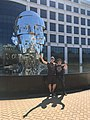 Metalmorphosis sculpture in Charlotte, NC, USA.jpg