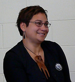 Metiria Turei - Turei in 2008