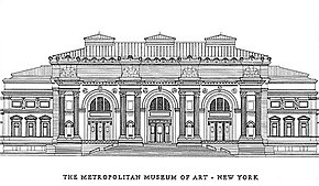 Metropolitan Museum of Art by Simon Fieldhouse.jpg