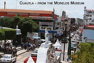 Cuautla, Morelos Municipal and rural in Morelos, Mexico