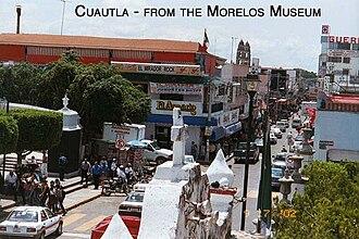 Cuautla, Morelos - Image: Mexicopictures 193 0001