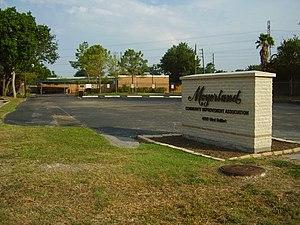 Meyerland, Houston - Meyerland Community Improvement Association offices