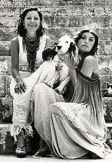 Mia Martini e Loredana Bertè nel 1974