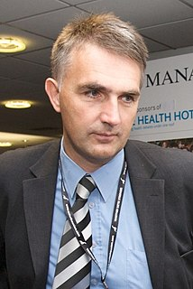 Mike Foster (Worcester MP) British politician