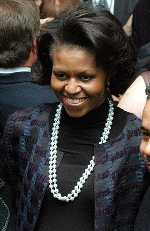 300px Michelle Obama Cropped Michelle Obamas 2012 Democratic Convention Speech Written Seven Grade Levels Above Ann Romneys