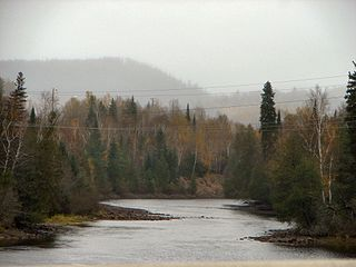 Michipicoten River river in Canada